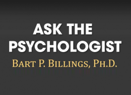 Ask the Psychologist